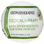 Aromatherapaes Effervescents Fizzical Therapy Bath Balls (10x2.8Oz)