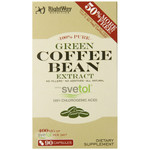 Rightway Nutrition Green Coffee Bean Extract (90 Capsules)