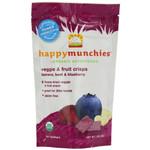 Happy Munchies Crisps Ban Beet (8x1OZ )