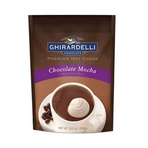 Ghirardelli Chocolate Mocha Cocoa (6x10.5OZ )