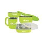 Thinkbaby Feeding Set BPA Free Green