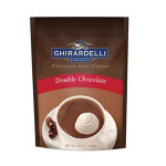 Ghirardelli Double Chocolate Cocoa (6x10.5OZ )