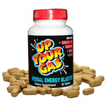 Hot Stuff Up Your Gas Herbal Energy Blaster (30 Tablets)
