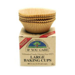 """If You Care Brown-2.5"""" Baking Cups (1x60 CT)"""
