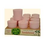 Aloha Bay Votive Candle Sandalwood (12x2 Oz)