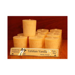 Aloha Bay Votive Candle Tahitian Vanilla (12x2 Oz)