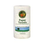 Earth Friendly White Jumbo 2 Ply Paper Towels (1x90 CT)