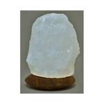 Himalayan Salt Lamp White USB 4 in