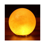 Himalayan Salt Mini Planet Salt Lamp USB 3 in