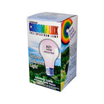 Chromalux Light Bulb Frosted-100W 1 Bulb