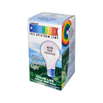 Chromalux Light Bulb Frosted-60W 1 Bulb