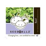 Seedballz Italian Basil (1x 4 Oz)