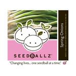 Seedballz Spring Onions (1x 4 Oz)