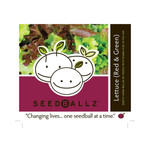Seedballz Lettuce Mix (1x 4 Oz)