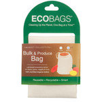 ECOBAGS Market Collection Organic Cloth Bulk and Produce Bag Medium (1 Bag)
