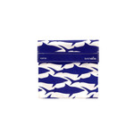 Lunchskins Sandwich Bag Navy Shark