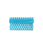 Lunchskins Snack Bag Aqua Dot