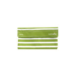 Lunchskins Snack Bag Green Stripe