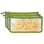 Blue Avocado Snack Zip Bag Kiwi (1x3 Count)