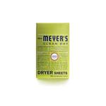 Meyers Lemon Verbena Dryer Sheets (1x80)