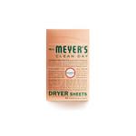 Meyers Geranium Dryer Sheets (1x80 STS)