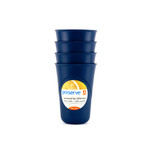 Preserve Everyday Cups Midnight Blue (1x4 Count)