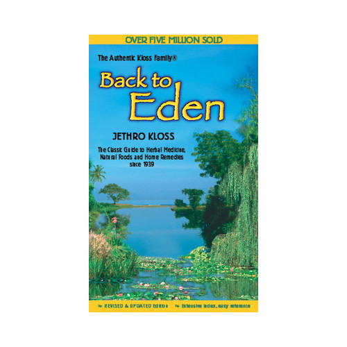 Back to Eden by Kloss Paperback