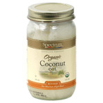 Spectrum Naturals Refined Coconut Oil (6x16 OZ)