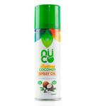 NUCO Coconut Oil Buttery Spray
