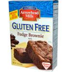 Arrowhead Mills Brownie Mix (2x17.42OZ )