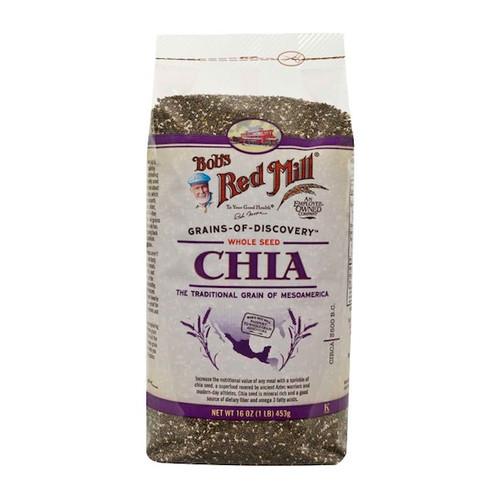 Bob's Red Mill Chia Seeds (2x16OZ )