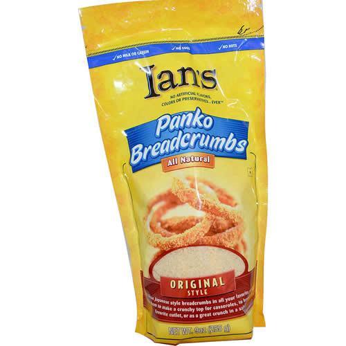 Ian's Natural Foods Panko Breadcrumbs Original (2x7OZ )