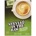 Sugar In The Raw Stevia Extract In The Raw Packets (1x50 Count)