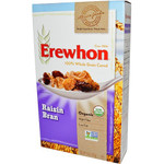 Erewhon Raisin Bran Cereal (3x15 Oz)