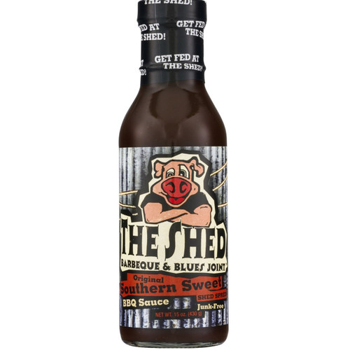 The Shed BBQ Southern Sweet (6x15 OZ)