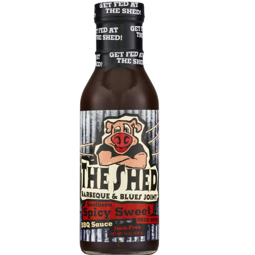 The Shed BBQ Southern Spicy Sweet (6x15 OZ)