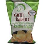 Earth Balance Vegan Sour Cream & Onion (12x5 OZ)
