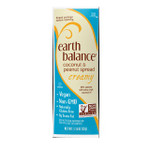 Earth Balance Coconut Peanut Spread Creamy (6x10x1.15 OZ)