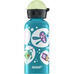 Sigg Water Bottle Glo Monster Teal 0.4 Liter (6 Pack)