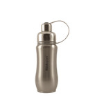 Thinksport Stainless Steel Sports Bottle Silver (1x12 Oz)