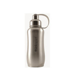 Thinksport Stainless Steel Sports Bottle Silver (1x25 Oz)