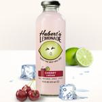 Hubert's Lemonade Cherry Limeade (12x16OZ )