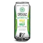 Steaz Half/HaLeaf Tea (12x16OZ )