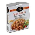 Snapdragon Spicy Kimchi Quick Noodle Favorites (6x8.6 Oz)
