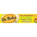 DeBoles Garlic & Parmesan Angel Hair (6x8 Oz)