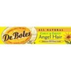 DeBoles Garlic & Parmesan Angel Hair (12x8 Oz)