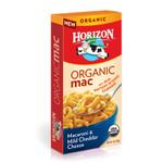 Horizon Macaroni & Mild Cheddar Cheese (12x6 OZ)