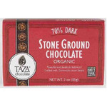 Taza Chocolate Dark Chocolate, 70% Cacao (10x3 OZ)