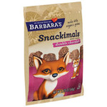 Barbara's Bakery Double Chocolate Snackimals (18x2.125 Oz)