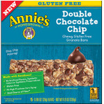 Annie's Homegrown Double Chocolate Chip (12x5x.98 OZ)